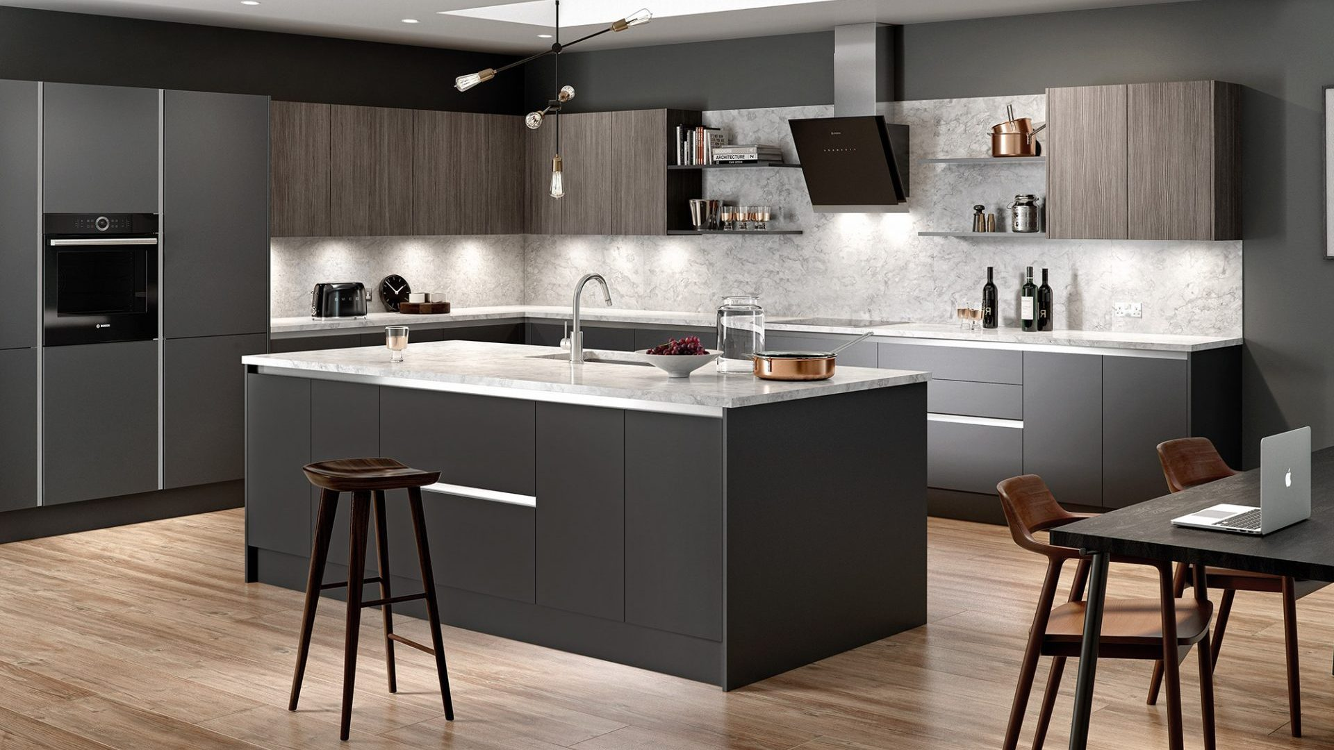 BESPOKE KITCHENS, BEDROOMS & FITTED FURNITURE